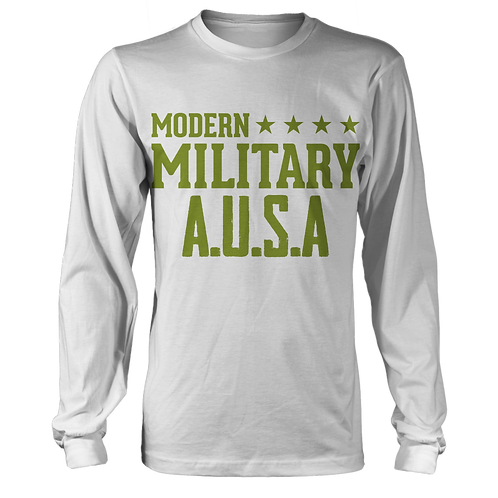 Modern Military - Army Green