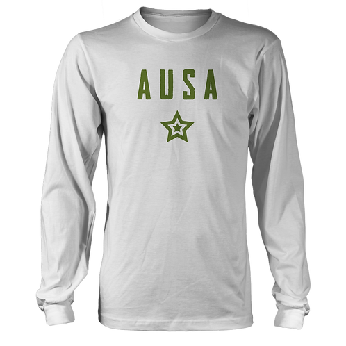 The Double Star - Army Green