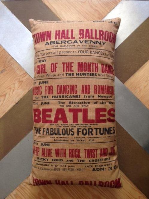 Beatles Pillow
