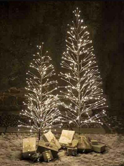 Arvore de Natal com Leds
