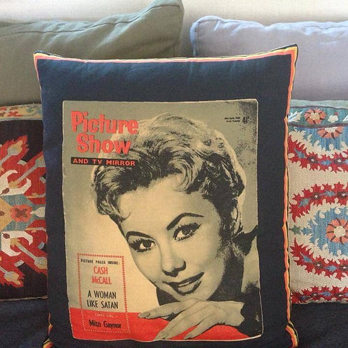 Picture Show Pillows