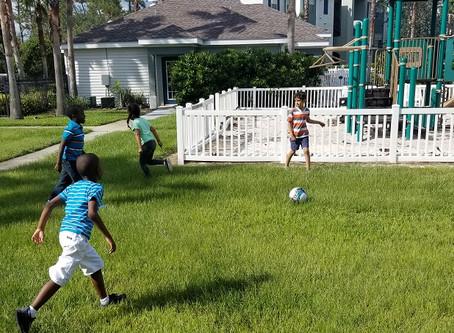 Soccer Time