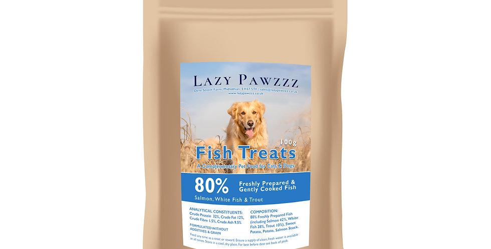 Fish treats bag