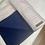 Thumbnail: Chilli Stripe fleece blanket