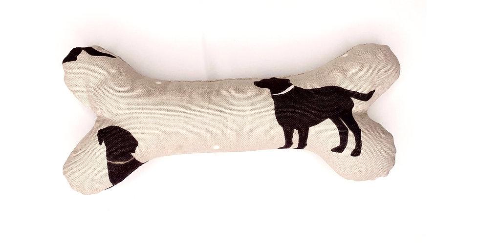 Labrador Love bone toy