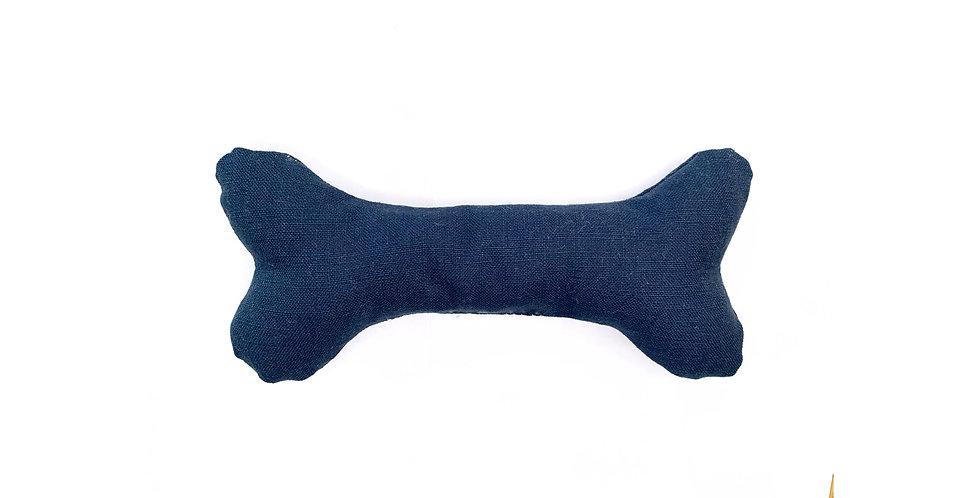 Navy bone toy