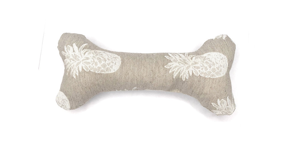 Pineapple bone toy