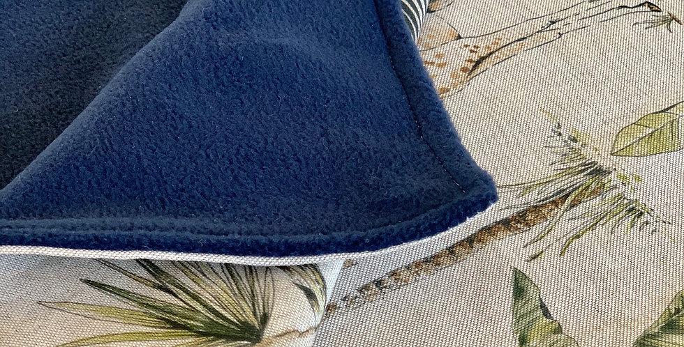 Safari fleece blanket