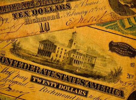 The History of Money in the U.S. and the End Game