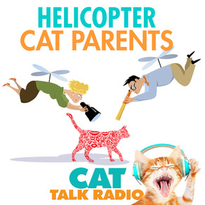 Helicopter Cat Parenting