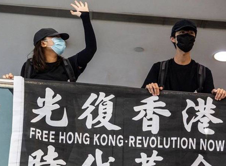 Goodbye Hong Kong! China Trade Deals Can't be Trusted