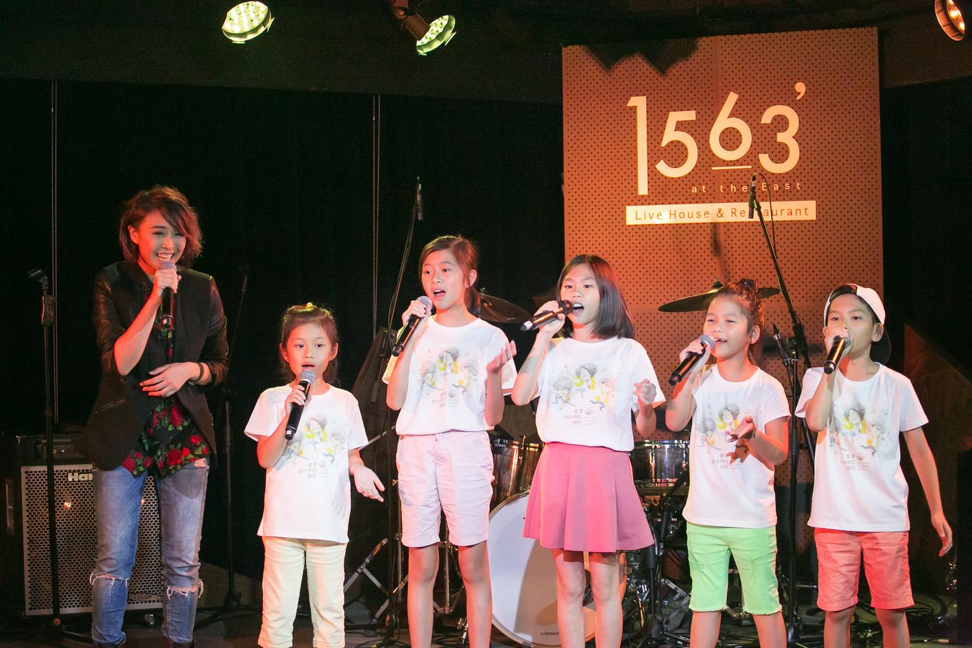 兒童 ACA kids a cappella 演出