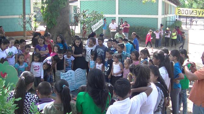 Colaboración con Fundación Fabretto: Promoción de la lectura para niños en riesgo de exclusión socia