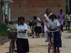 Informe del proyecto de bicicletas con la Fundación Vicente Ferrer