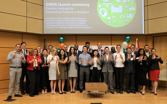 DIRPA Launch Ceremony Group Picture -- U