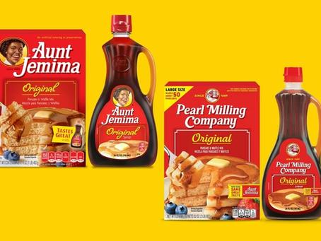 La tía Jemima cambia de nombre a Pearl Milling Company