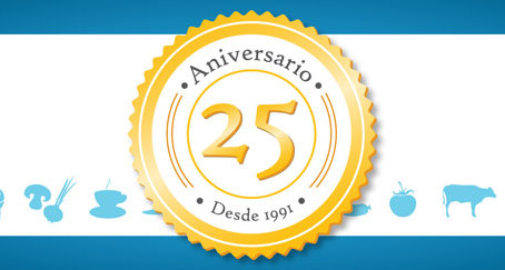Cumplimos 25 años