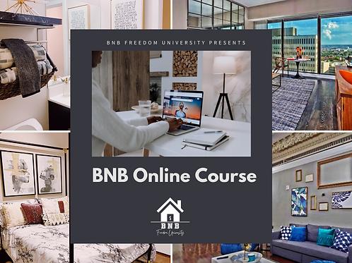 BNB Online Course