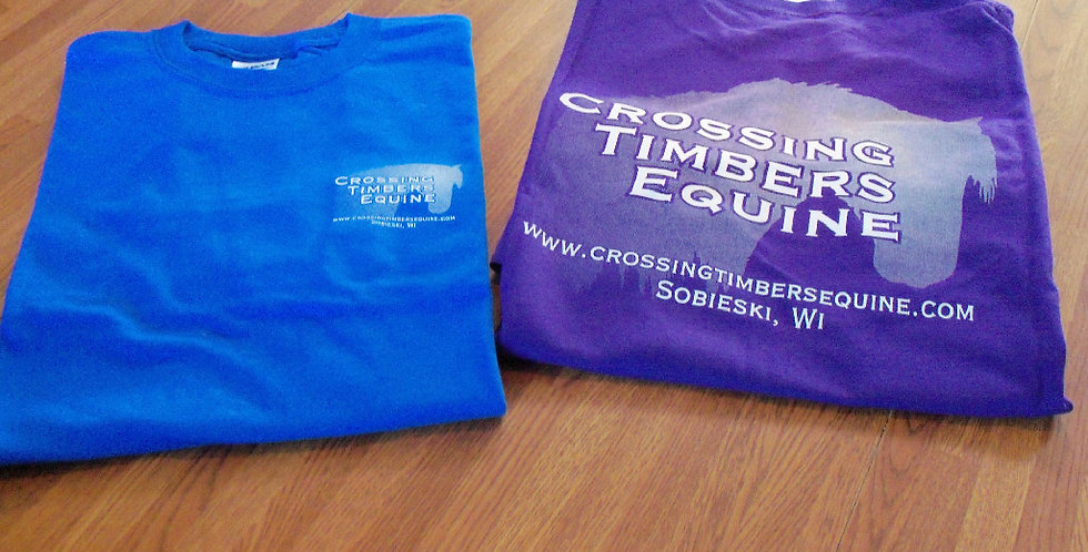 Crossing Timbers Short Sleeve T-Shirts