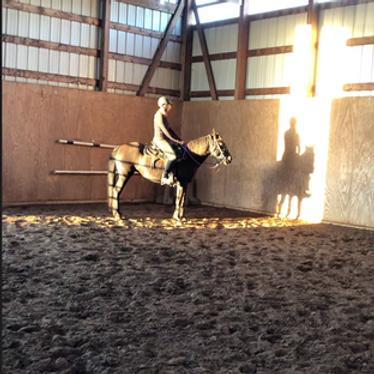 Horsemanship & Problem Solving June