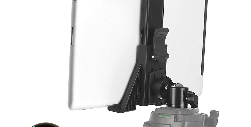 Combo Package 2 - iPad/Tablet Tripod Mount & Tripod
