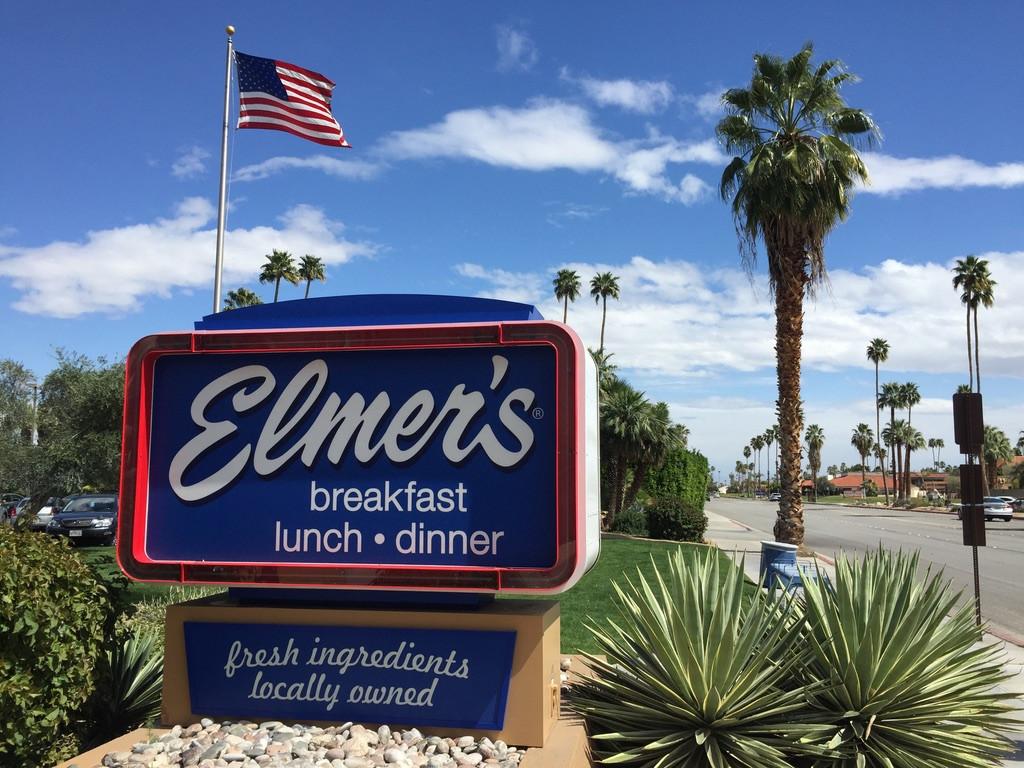 Elmer's - Palm Desert, California