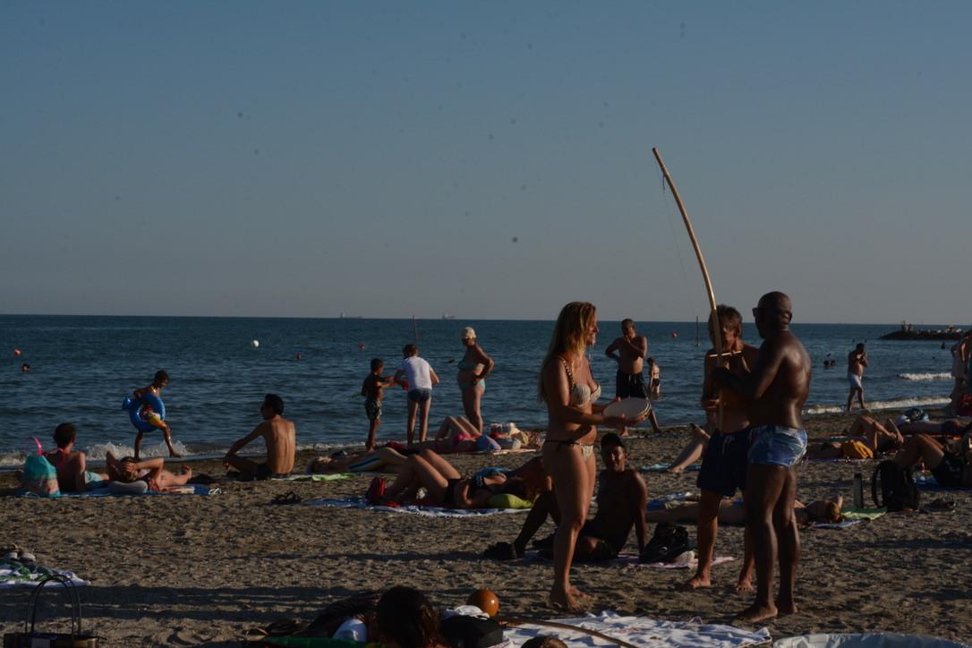 Lido Beach - Venice, Italy August 2019