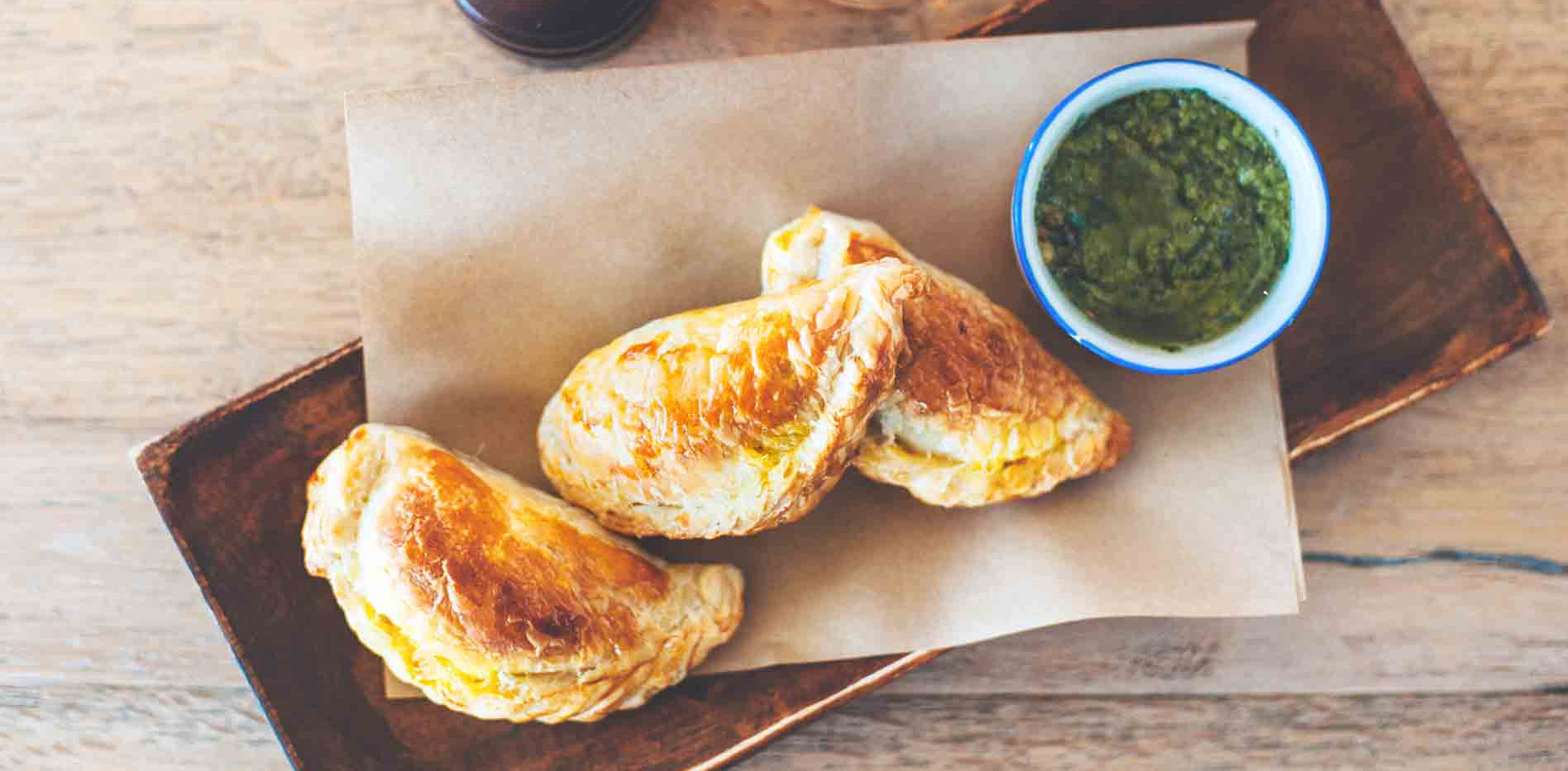 Argentine Chicken empanadas