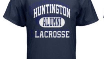 Huntington Lacrosse Alumni Tee