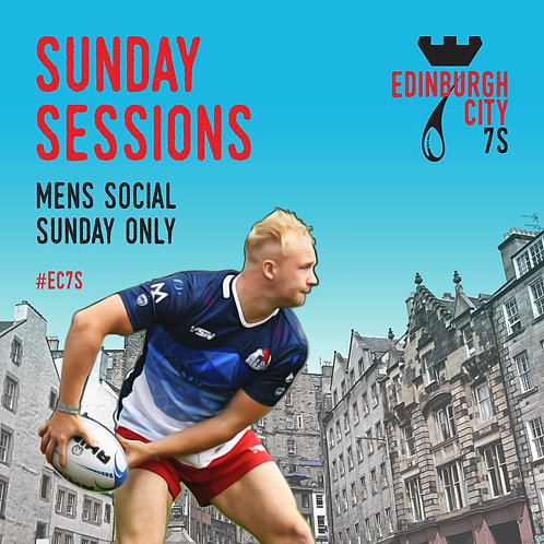 men's sunday sessions