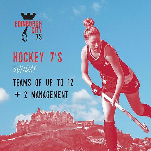 open hockey 7s - sunday tournament