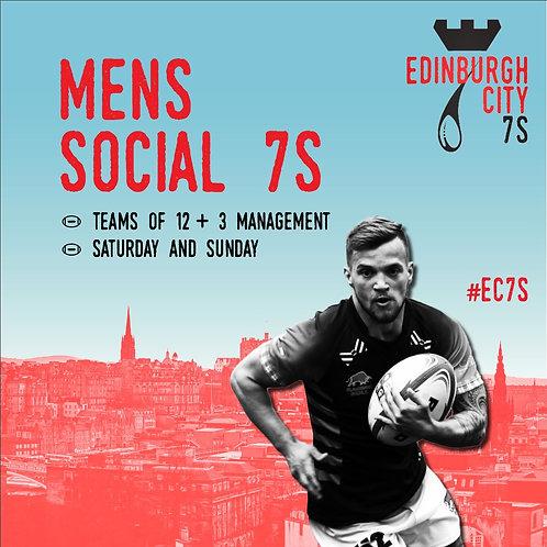 men's social 7s