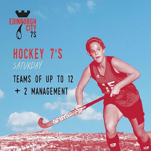open hockey 7s - saturday tournament