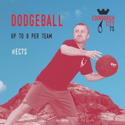 Dodgeball (Saturday)