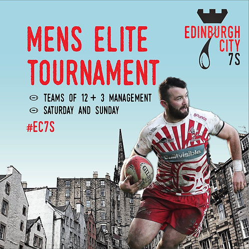 men's elite 7s - £2000 Cash Prize
