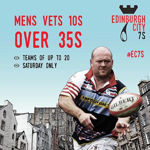 men's vets 10s
