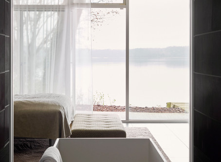 「贅沢な環境と自然が生み出す静かで幸福な雰囲気」BO BEDRE 2020年2月号