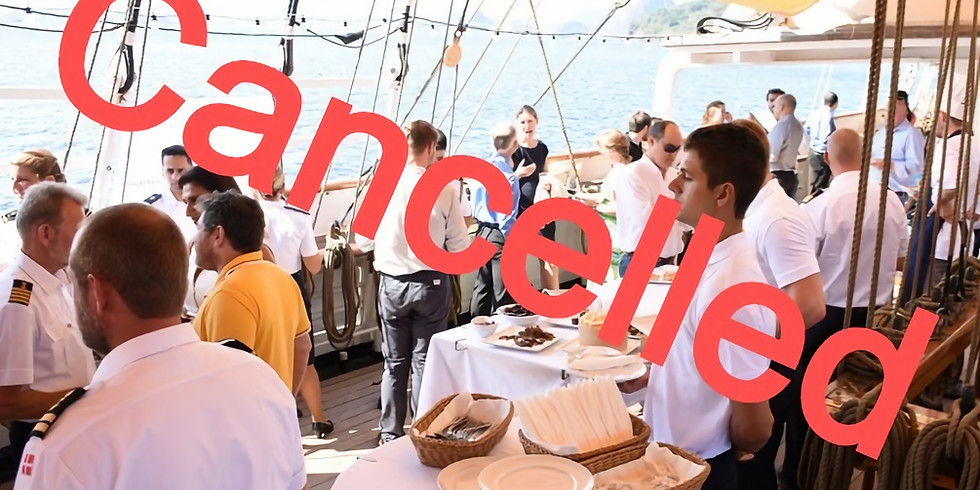 *CANCELLED* Olympic Games 2020 Reception at Training Ship DANMARK