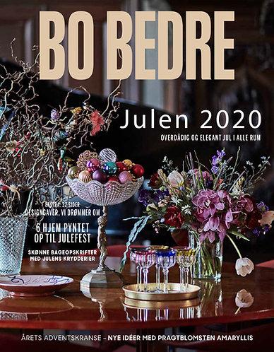 BO BEDRE 2020年11月号