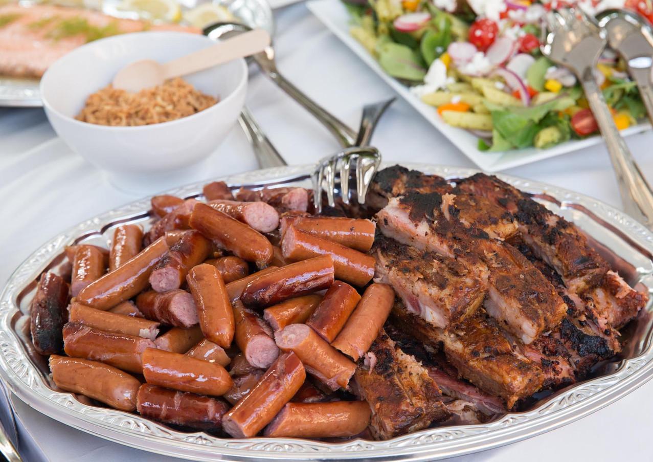 BBQ Sausage & Meat