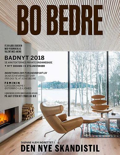 BO BEDRE 2018年2月号