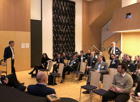 Event Report: Networking event with Nordic Startup Ecosystem Stakeholders