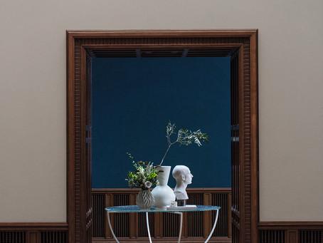 「美術館に置いてみた美術的家具」BO BEDRE 2018年8月号