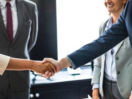 Student Internship agreement in talks between DCCJ and Aarhus BSS and Aarhus Business Academy