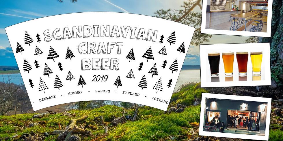 Scandinavian Craft Beer Evening 2019