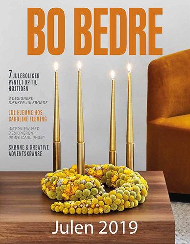 BO BEDRE 2019年11月号