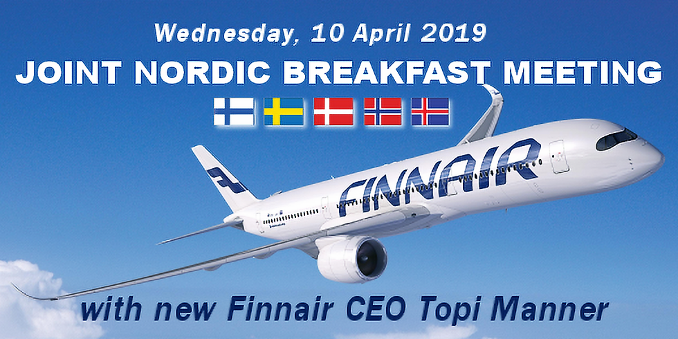 Joint Nordic Breakfast Meeting