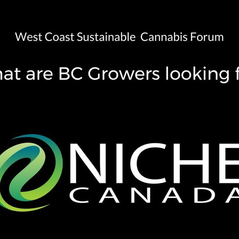 What are BC Growers looking for?