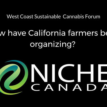 How have California farmers been organizing?
