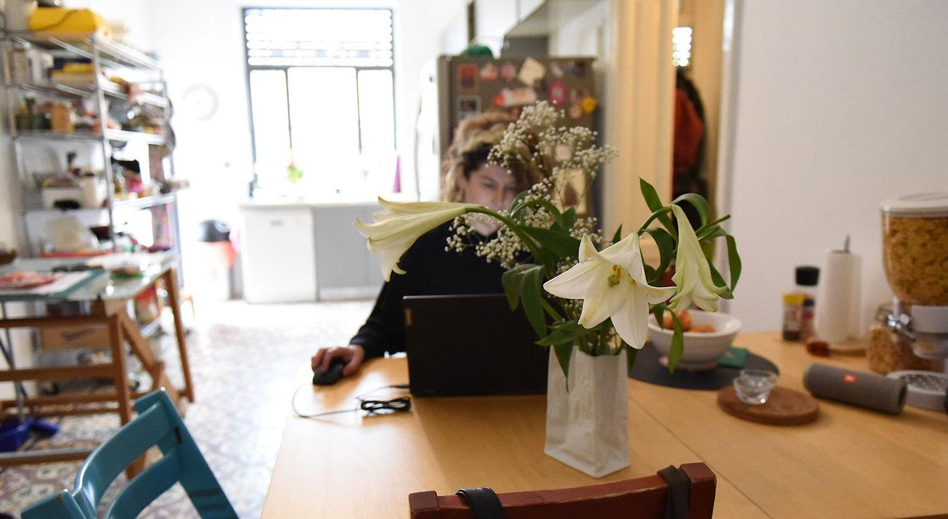 דיאנה ויינינגר, מעצבת פנים בירושלים